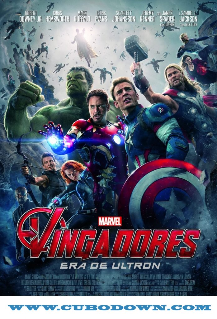 Baixar Torrent Vingadores 2 – Era de Ultron – Torrent (2015) WEB-DL 720p – 1080p Dual Áudio Download Download Grátis