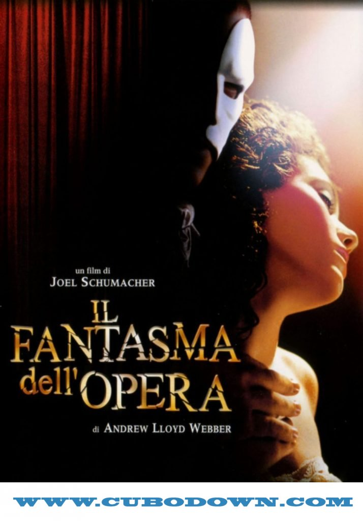 Baixar Torrent O Fantasma da Ópera (2004) 720p / 1080p BluRay Legendado – Torrent Download Grátis