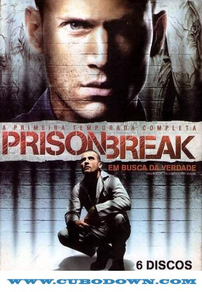 Baixar Torrent Prison Break 1° Temporada Torrent – BluRay Rip 720p Dublado (2005) Download Download Grátis