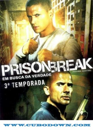 Baixar Torrent Prison Break 3° Temporada Torrent – BluRay Rip 720p Dublado (2008) Download Download Grátis