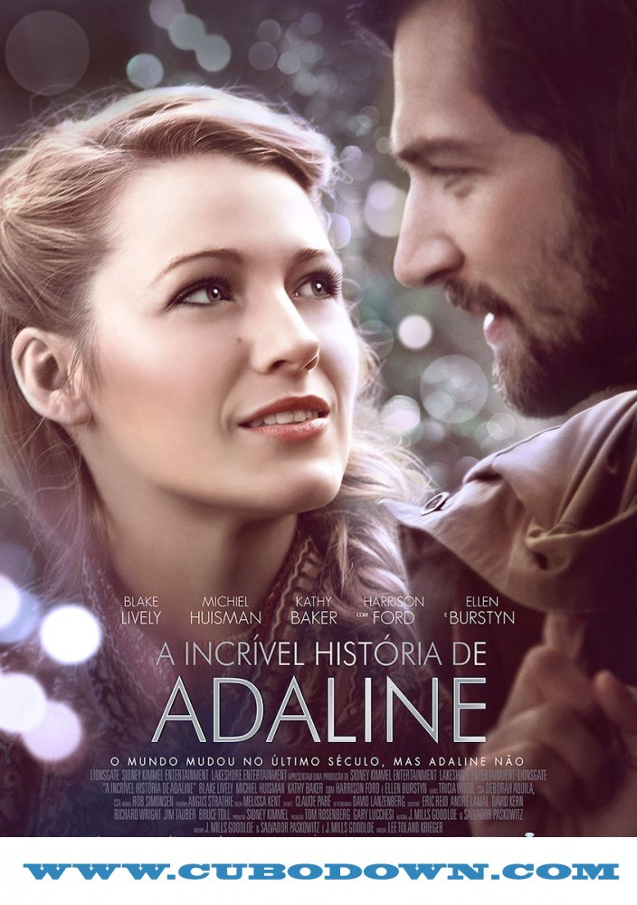 Baixar Torrent A Incrível História de Adaline (2015) Dublado / Dual Áudio BluRay 720p | 1080p – Torrent Download Download Grátis