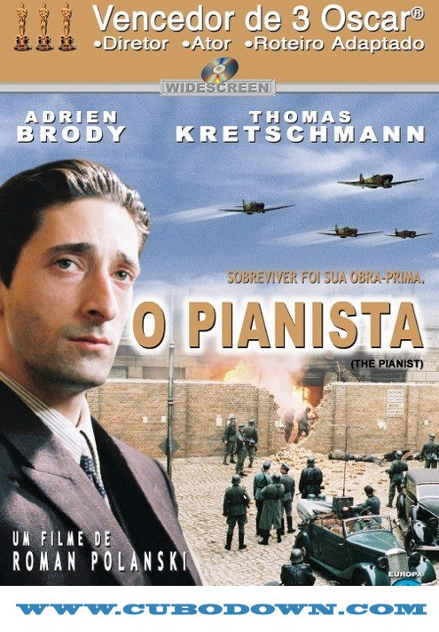 Baixar Torrent O Pianista (2002) Bluray 1080p Dublado – Torrent Download Download Grátis