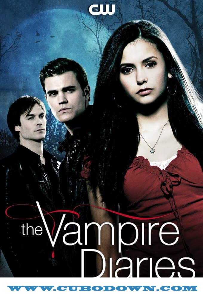 Baixar Torrent The Vampire Diaries 1ª Temporada Dublado Bluray 720p – Torrent (2009) Download Download Grátis
