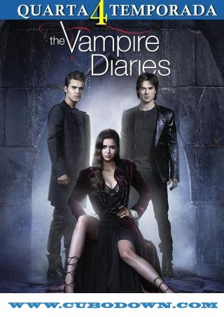 Baixar Torrent The Vampire Diaries 4ª Temporada Dublado Bluray 720p – Torrent (2012) Download Download Grátis