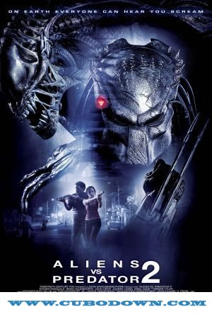 Baixar Torrent AVP2 Aliens vs. Predador 2 (2007) BluRay 1080p Dublado Torrent Download Download Grátis