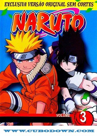 Baixar Torrent Naruto Clássico 3ª Temporada – Torrent (2003) BluRay 720p Dual Audio Download Download Grátis