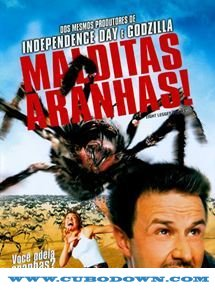 Baixar Torrent Malditas Aranhas! Bluray 720p Dublado – Torrent Dual Áudio (2002) Download Download Grátis