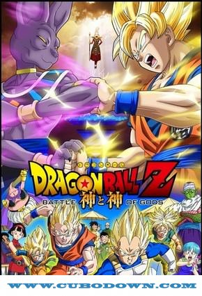 Baixar Torrent Dragon Ball Z – A Batalha dos Deuses (2013) Bluray 1080p Dublado – Torrent Download Download Grátis