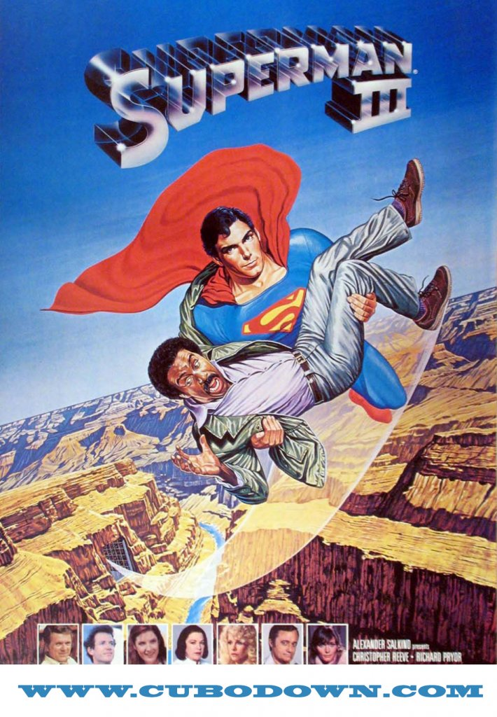 Baixar Torrent Superman 3 (1983) Bluray 720p Dual Audio – Torrent Download Download Grátis