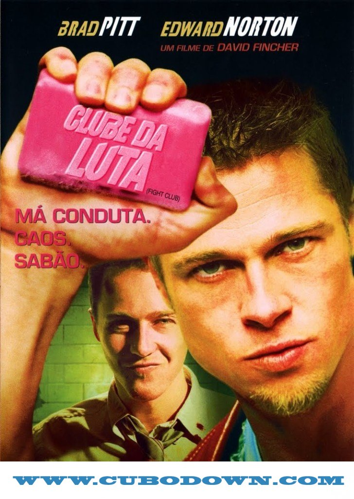 Baixar Torrent Clube da Luta (1999) Bluray 720p Dublado – Torrent Download Download Grátis