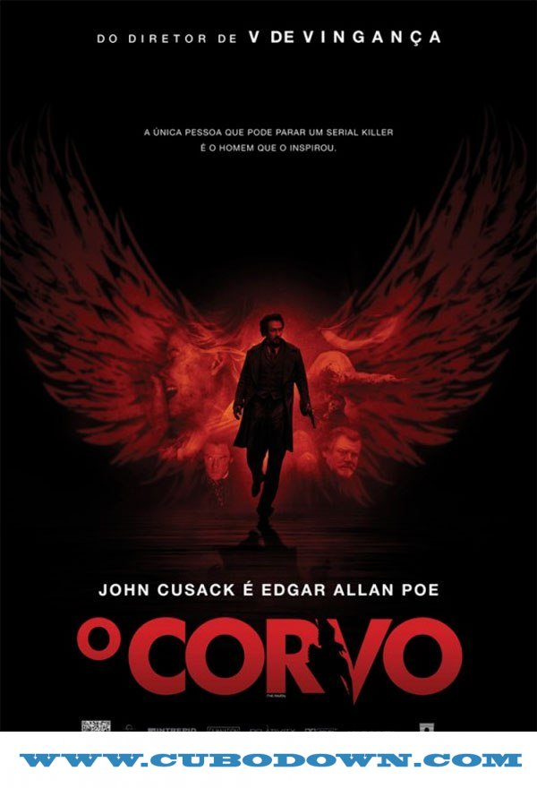 Baixar Torrent O Corvo (2012) BluRay 720p Dublado Torrent Download Download Grátis