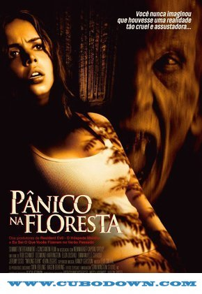 Baixar Torrent Pânico Na Floresta BluRay 720p Dublado – Torrent (2003) Download Download Grátis