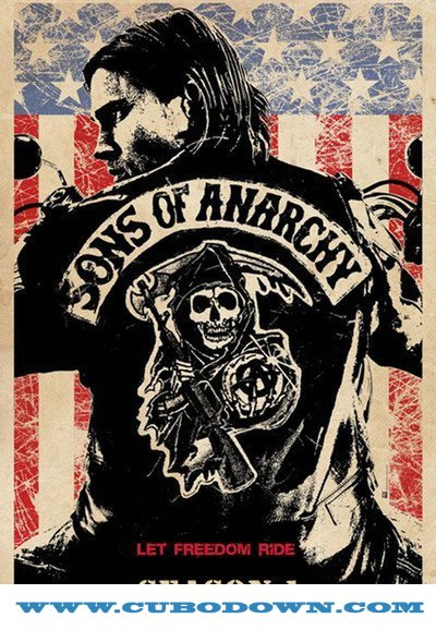 Baixar Torrent Sons of Anarchy 1ª Temporada (2008) BDRip Blu-Ray 720p Dual Áudio + Legendas Torrent Download Grátis