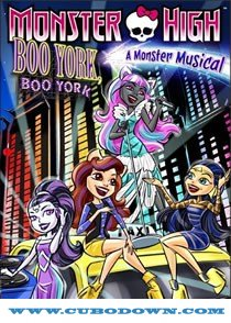 Baixar Torrent Monster High – Boo York, Boo York (2015) Dublado DVDRip Download Torrent Download Grátis