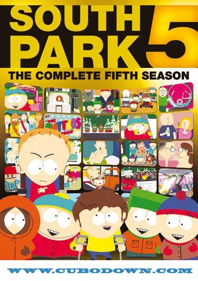 Baixar Torrent South Park 5ª Temporada Bluray 720p Dublado Download Torrent (2001) Download Grátis