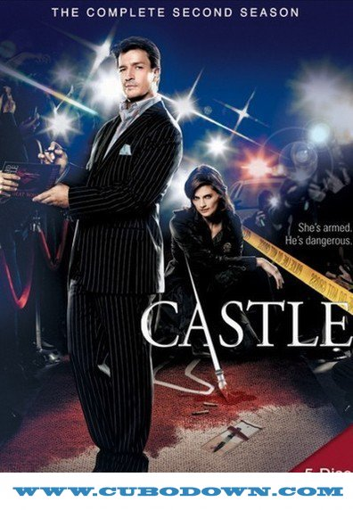 Baixar Torrent Castle 2° Temporada Torrent – BluRay Rip 720p Dublado Download (2010) Download Grátis