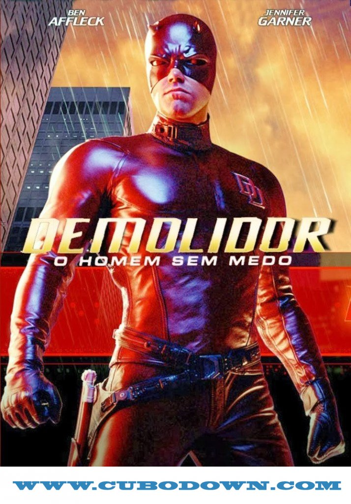 Baixar Torrent Demolidor – O Homem Sem Medo (2003) Dublado BluRay 720p Download Torrent Download Grátis