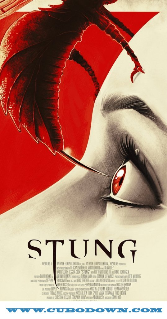Baixar Torrent Stung (2015) BluRay 720p e 1080p Legendado – Download Torrent Download Grátis