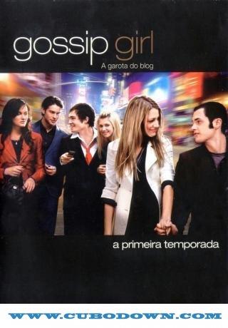 Baixar Torrent Gossip Girl 1ª Temporada (2007) Dublado Bluray 720p Download Torrent Download Grátis