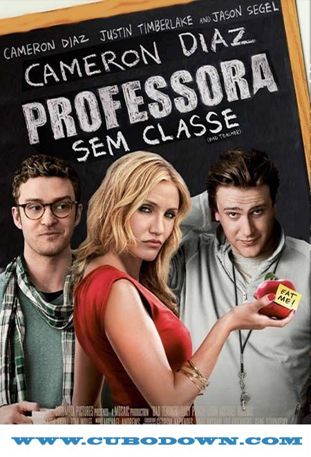 Baixar Torrent Professora Sem Classe Torrent – BluRay Rip 720p e 1080p Dublado (2011) Download Download Grátis