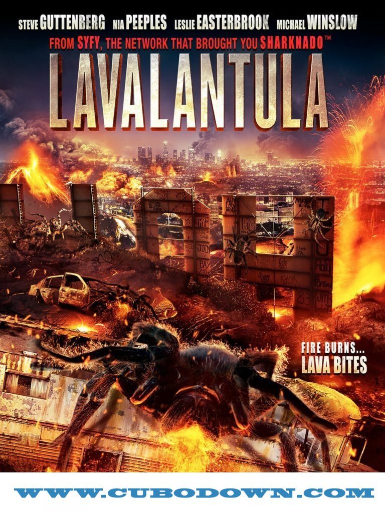 Baixar Torrent Lavalantula – Torrent (2015) Blu-Ray 720p Dublado Download Download Grátis