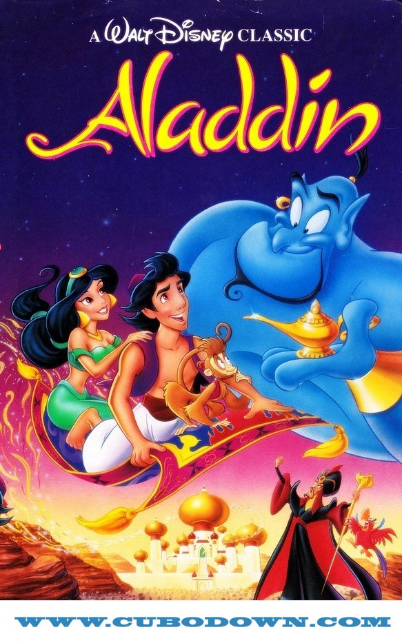 Baixar Torrent Aladdin – Torrent (1992) BluRay 720p e 1080p Dual Áudio Download Download Grátis