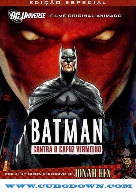 Baixar Torrent Batman Contra o Capuz Vermelho BluRay 1080p (2010) Dublado Download Torrent Download Grátis