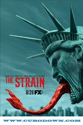 Baixar Torrent The Strain 2ª Temporada Bluray 720p (2015) Dublado Download Torrent Download Grátis
