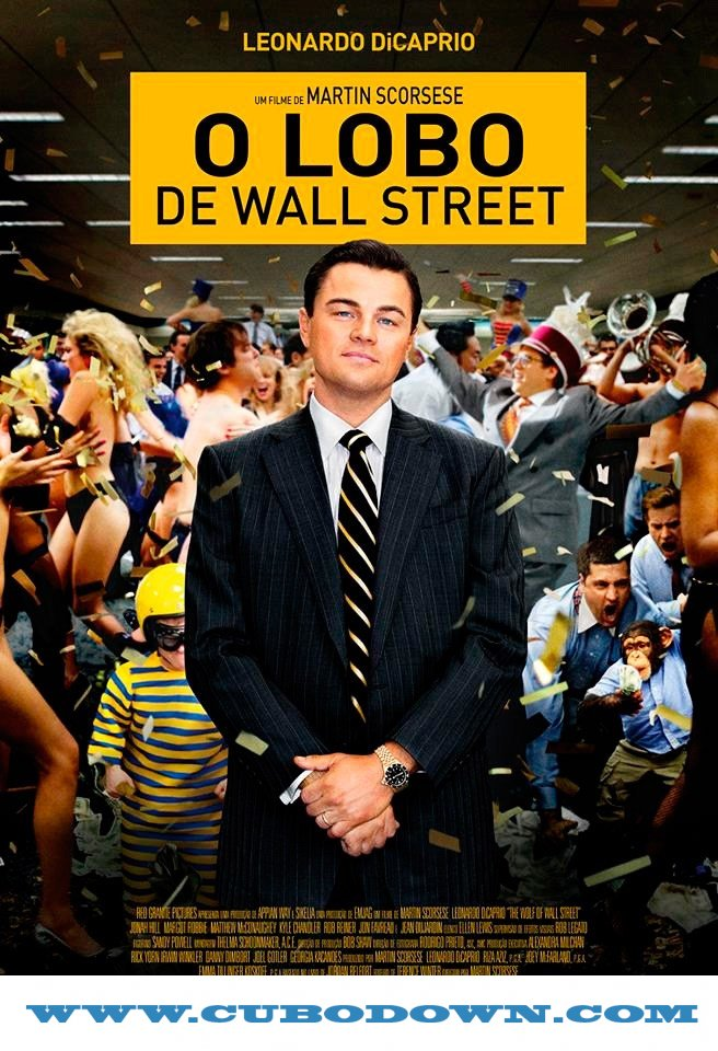 Baixar Torrent O Lobo de Wall Street Torrent – BluRay Rip 1080p Dual Áudio 5.1 Download (2013) Download Grátis