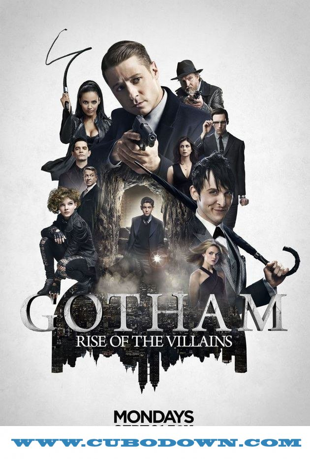 Baixar Torrent Gotham 2ª Temporada (2016) WEB-DL 720p Dual Áudio Torrent Download Download Grátis