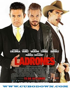 Baixar Torrent Ladrões (2016) WEB-DL 720p – 1080p 5.1 Dual Áudio – Torrent Download Download Grátis