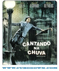 Baixar Torrent Cantando na Chuva BluRay 720p – 1080p Dual Áudio Torrent Download (1952) Download Grátis