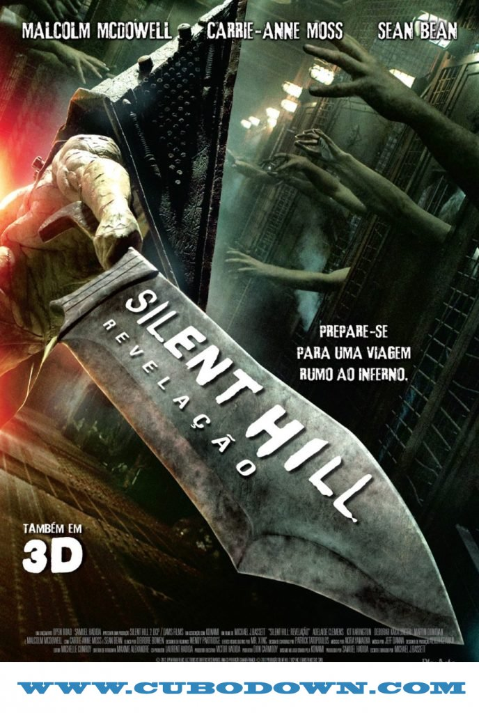 Baixar Torrent Silent Hill: Revelação Torrent – BluRay 720p e 1080p Dual Áudio Download (2012) Download Grátis