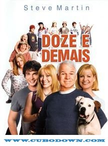 Baixar Torrent Doze é Demais (2003) – BluRay 720p Dublado – Download Torrent Download Grátis