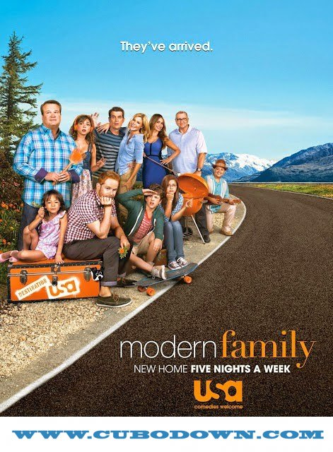 Baixar Torrent Modern Family 6ª Temporada (2014) – HDTV 720p Legendado – Download Torrent Download Grátis