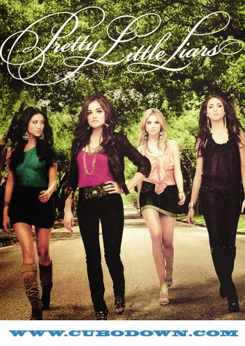Baixar Torrent Pretty Little Liars 2ª Temporada Torrent – Dublado BluRay 720p (2011) Download Grátis
