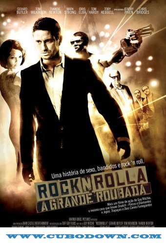 Baixar Torrent RocknRolla – A Grande Roubada Torrent – BluRay 720p e 1080p Dual Áudio 5.1 Download (2008) Download Grátis