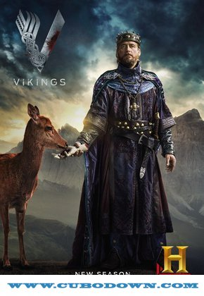 Baixar Torrent Vikings 2ª Temporada Completa (2014) Dual Áudio BluRay 720p | 1080p 5.1 – Torrent Download Download Grátis