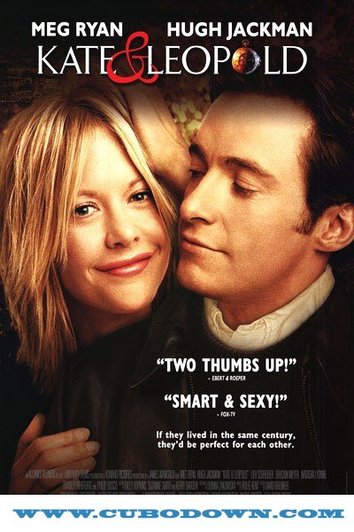 Baixar Torrent Kate e Leopold (2002) Torrent – BluRay Rip 1080p Dual Áudio Download Grátis
