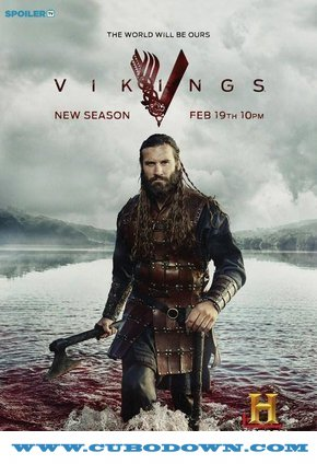 Baixar Torrent Vikings 3ª Temporada Completa (2015) Dual Áudio BluRay 720p | 1080p – Torrent Download Download Grátis