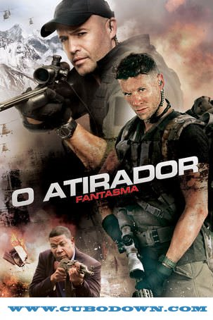 Baixar Torrent O Atirador Fantasma Torrent – BluRay 720p e 1080p Dual Áudio 5.1 Download (2016) Download Grátis