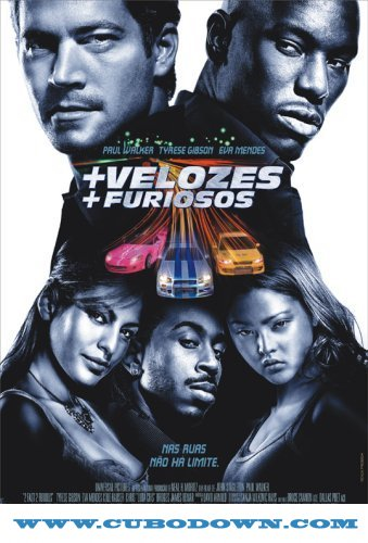 Baixar Torrent + Velozes + Furiosos – BluRay 720p – 1080p 5.1 Dual Áudio Torrent Download (2003) Download Grátis