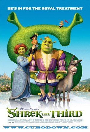 Baixar Torrent Shrek 3 – BluRay 3D HSBS (2007) Dual – Download Torrent Download Grátis