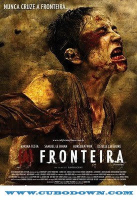 Baixar Torrent A Fronteira (2007) Torrent – Dublado BluRay BRRip 720p Download Grátis