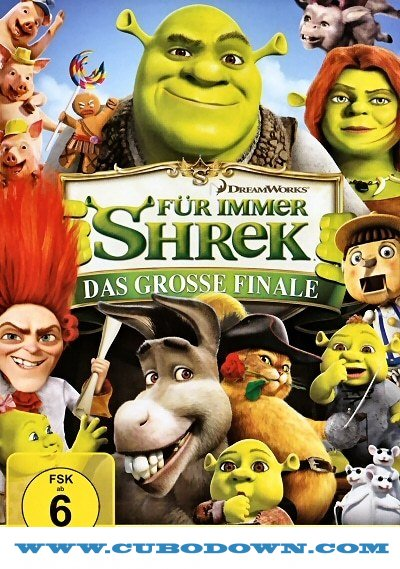 Baixar Torrent Shrek 4 – BluRay 3D HSBS (2010) Dual – Download Torrent Download Grátis
