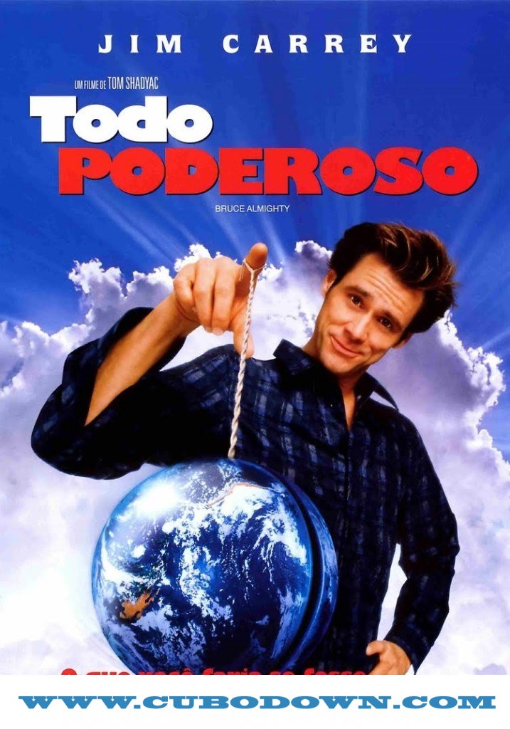 Baixar Torrent Todo Poderoso (2003) BluRay 720p Dublado Torrent Download Download Grátis
