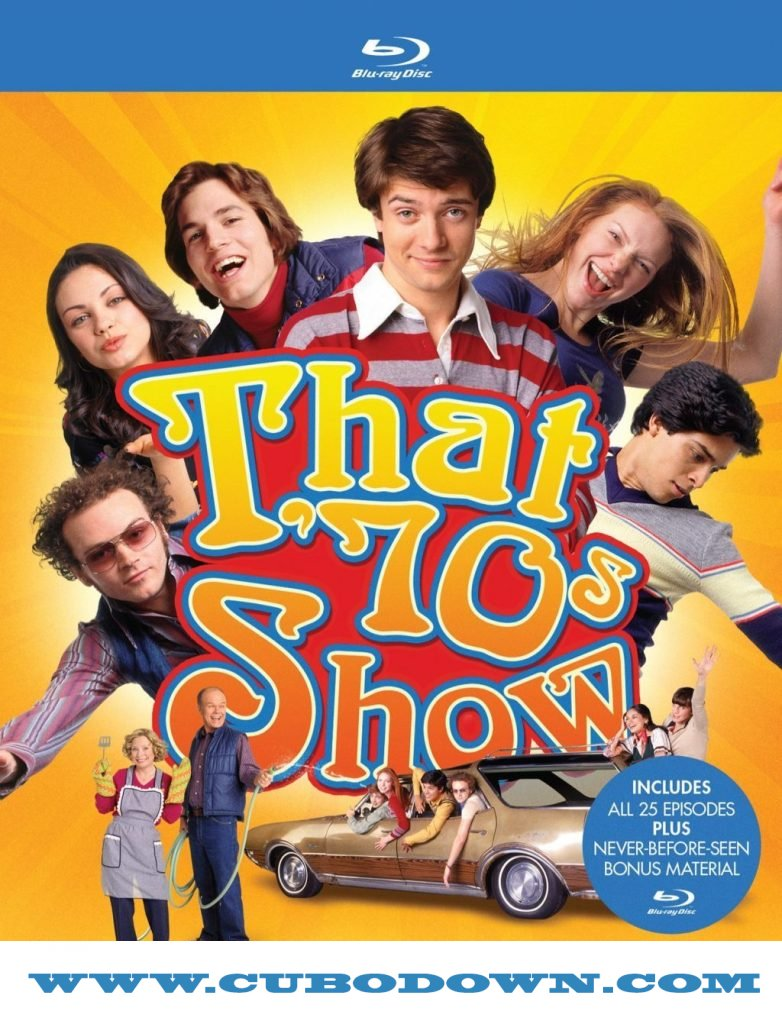 Baixar Torrent That 70s Show S02 (1999) – BluRay HD 720p Download 2ª Temporada + Legenda Torrent Download Grátis