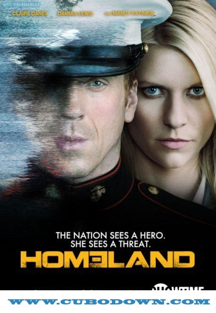 Baixar Torrent Homeland 1ª Temporada – Blu-Ray 720p Dublado – Torrent Download (2011) Download Grátis