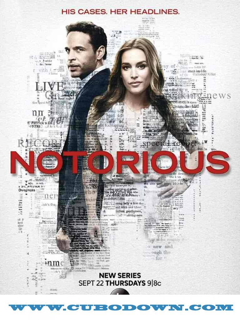 Baixar Torrent Notorious 1ª Temporada (2017) Dual Áudio WEB-DL 720p – Torrent Download Download Grátis