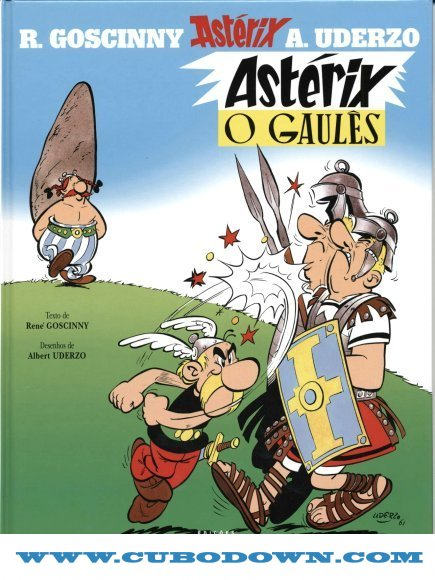 Baixar Torrent Asterix, O Gaulês (1967) – BluRay 720p Dual – Download Torrent Download Grátis